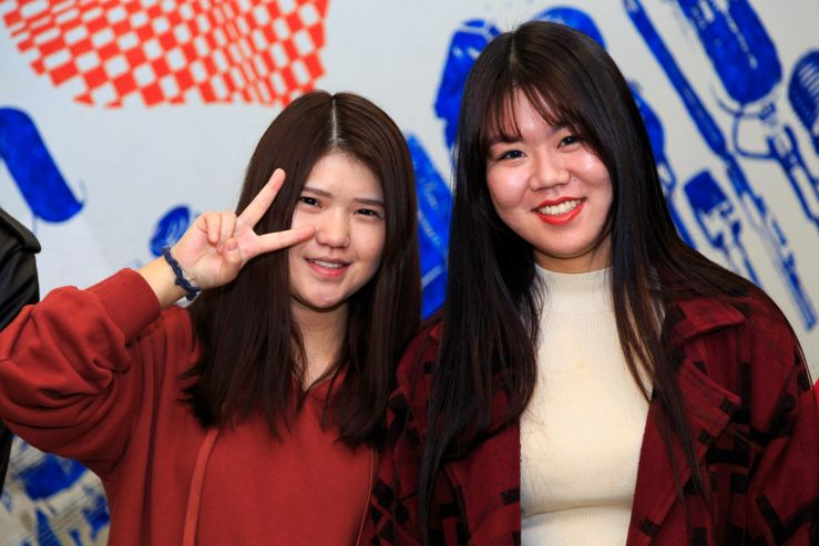 Иностранные студенты ВГУЭС отпраздновали восточный Новый год