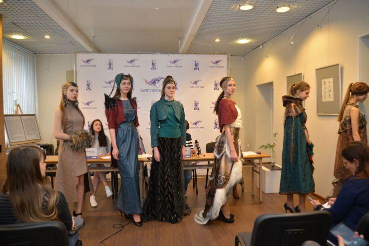 Пресс-конференция СМИ во ВГУЭС: четвертая Неделя моды Pacific Style Week вновь заинтриговала своей программой