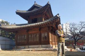 Традиционное наследие Кореи на фотовыставке архитектора-реставратора Джонг Мёнщика (Сеул)