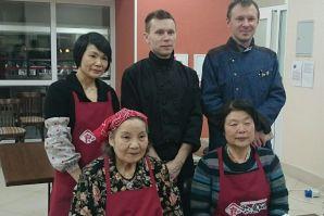 Префектура Тоттори и ВГУЭС провели мастер-классы по японской кухне