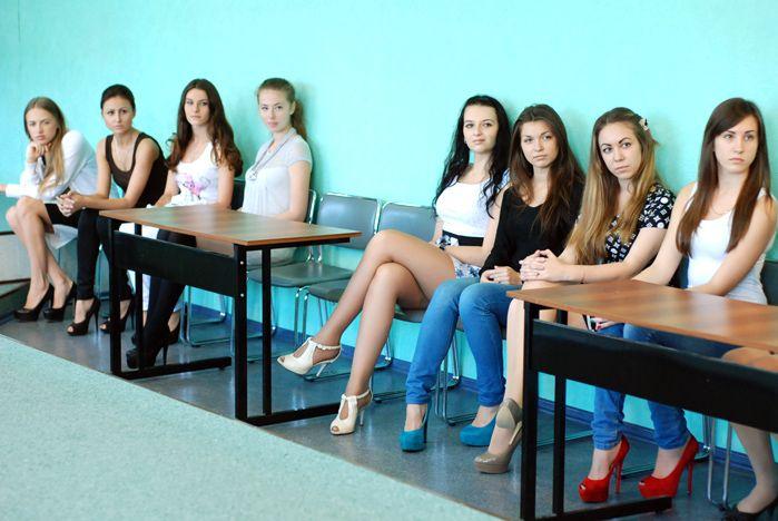 Состоялся кастинг на конкурс «Мисс Автошоу Владивосток – 2012»
