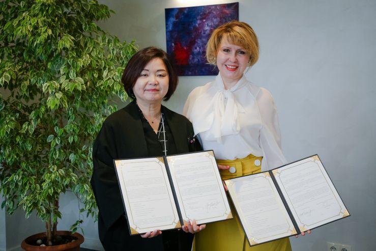 ВГУЭС и университет Пхёнтек подписали меморандум о долгосрочном сотрудничестве