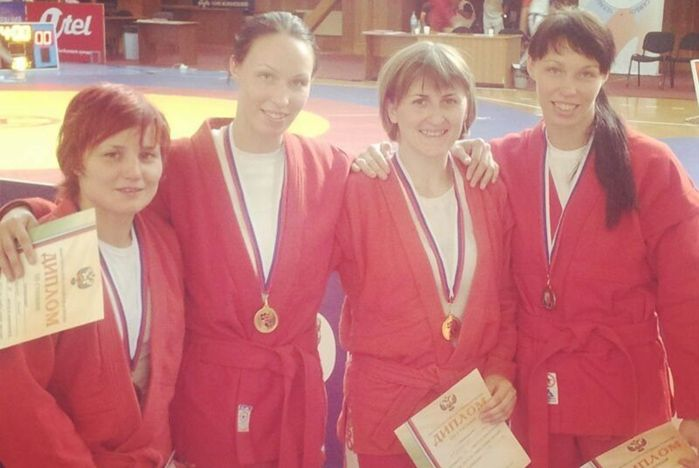 Самбистки ВГУЭС отличились на Чемпионате России