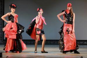 Юные модельеры одежды получили путевки на конкурс молодых дизайнеров «Пигмалион» ВГУЭС