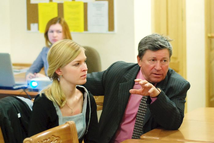 Студенты ВГУЭС выполняют дипломные проекты по запросам заказчиков