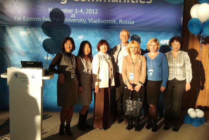 Преподаватели Института иностранных языков ВГУЭС приняли участие в Международной конференции паназиатского консорциума
