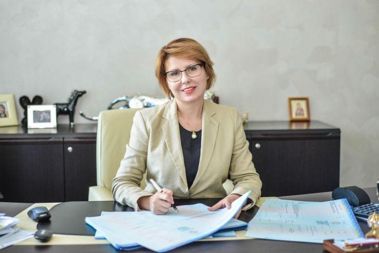 Ректор Татьяна Терентьева: «Пусть всегда будет ВГУЭС!»