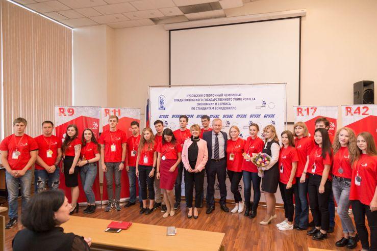 Студенты ВГУЭС будут сдавать экзамены по стандартам WorldSkills