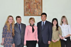 Students of VSUES have an opportunity to study on a grant program in China