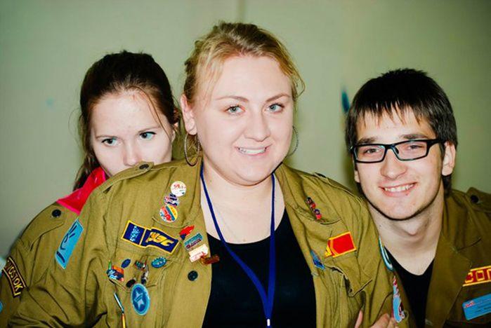 Студенты ВГУЭС побывали на Всероссийском слете студенческих отрядов