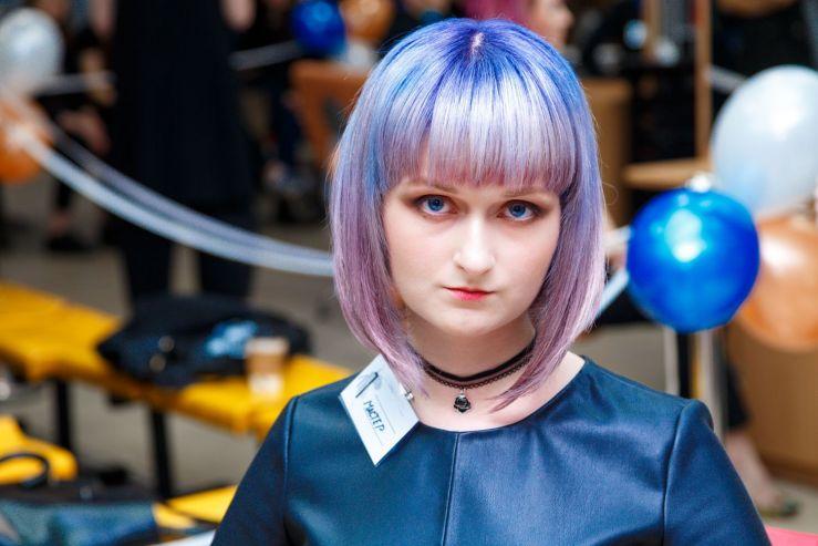 Конкурс «Мастер-стиль»: во ВГУЭС показали самые модные причёски