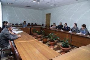 Заседание ученого совета в филиале ФГБОУ ВПО «ВГУЭС» в г. Находке