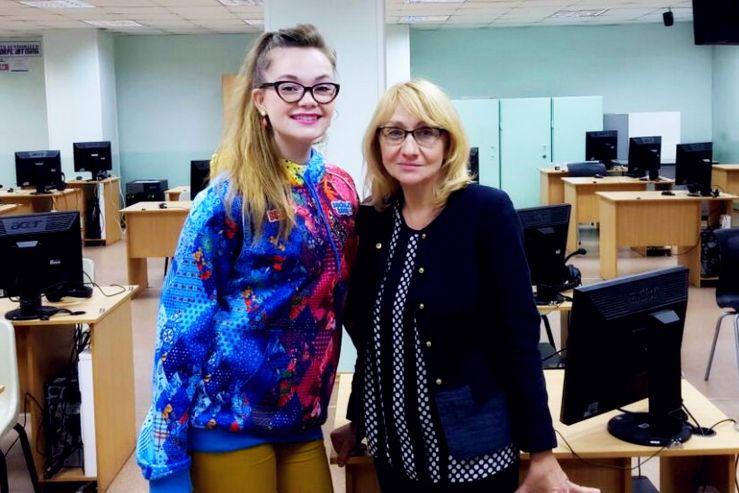 Оксана Курдюкова, выпускница ВГУЭС: «Иди за своей мечтой!»