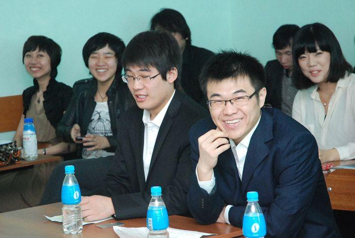 Иностранные студенты обсудили особенности русского языка и культуры
