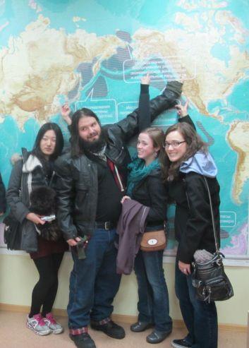 ТИНРО-центр открыл свои двери иностранным студентам