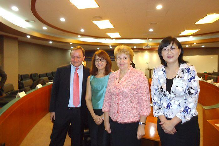 Профессор ВГУЭС приняла участие в международном симпозиуме по вопросам безопасности в странах Северо-Восточной Азии (SNEAS)