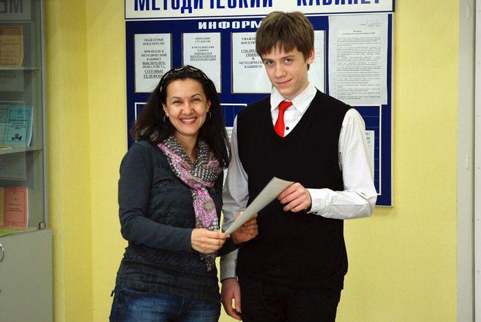 Краевой конкурс «Olympic English-2012» определил победителей