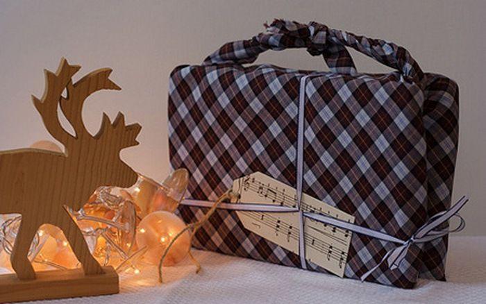 Мастер класс по упаковке подарков 13 декабря