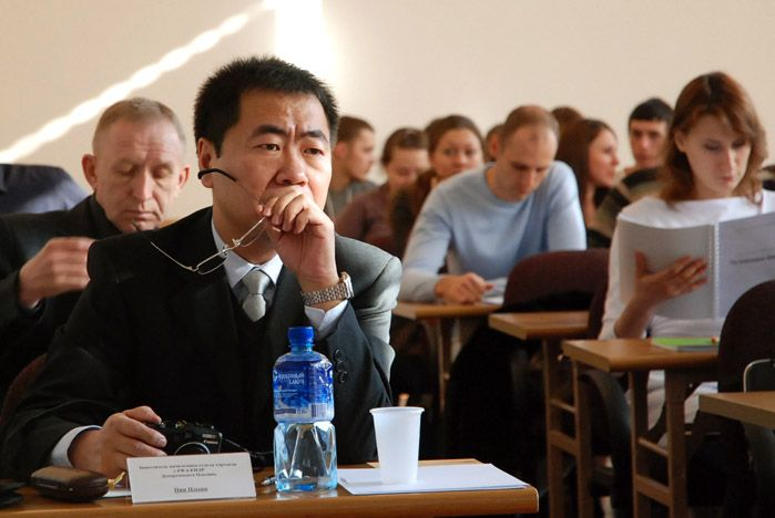Семинар «Как организовать бизнес с Китаем?» состоялся во ВГУЭС