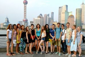VSUES students took part in the Summer School of Association of Russian-Chinese Economic Universities