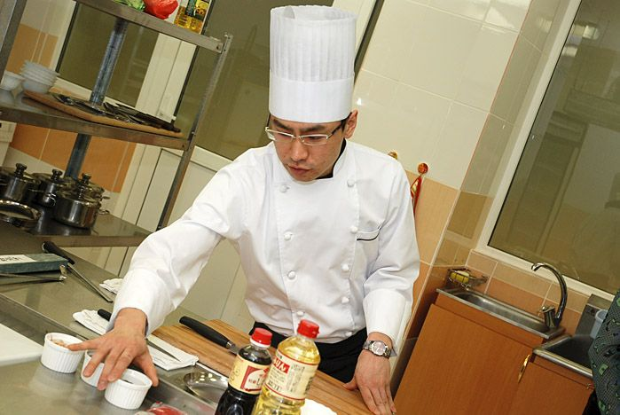 Во ВГУЭС прошёл мастер-класс по домашней японской кухне
