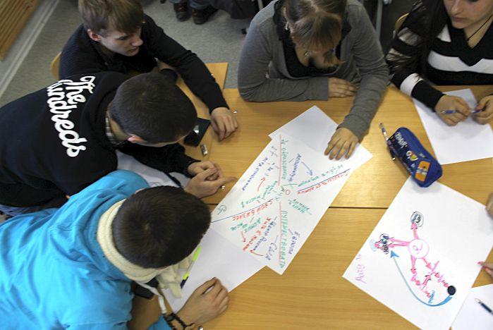 Как студенты КСД ВГУЭС учились учиться
