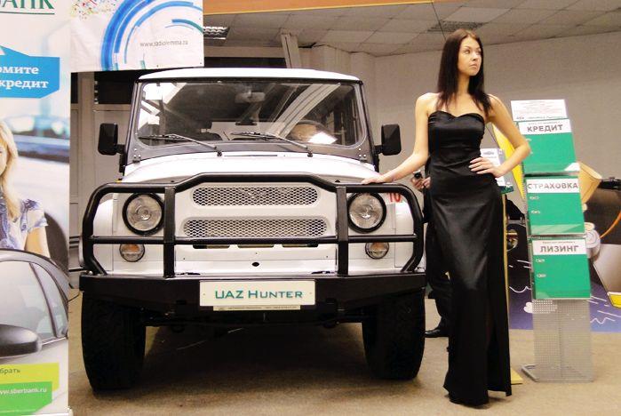 Автосалон «Приморская весна» - праздник для всех