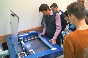 Лаборатория ФабЛаб ВГУЭС: от объемного прототипирования до робототехники