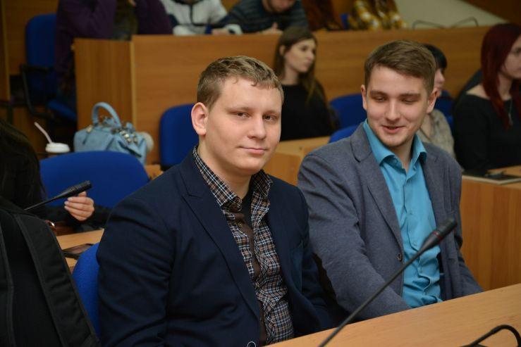 Студентам ВГУЭС рассказали о возможностях стажировок в компании «Tigre de Cristal»