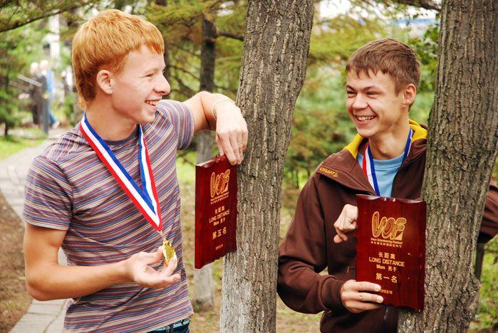 Студент ВГУЭС выиграл главный приз на соревнованиях по спортивному ориентированию в Китае