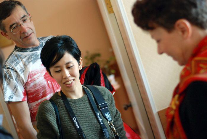 Специалисты Японского колледжа моды Бунка познакомились во ВГУЭС с российской индустрией дизайна