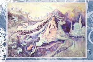 Открытие  выставки детской художественной школы ШИОД