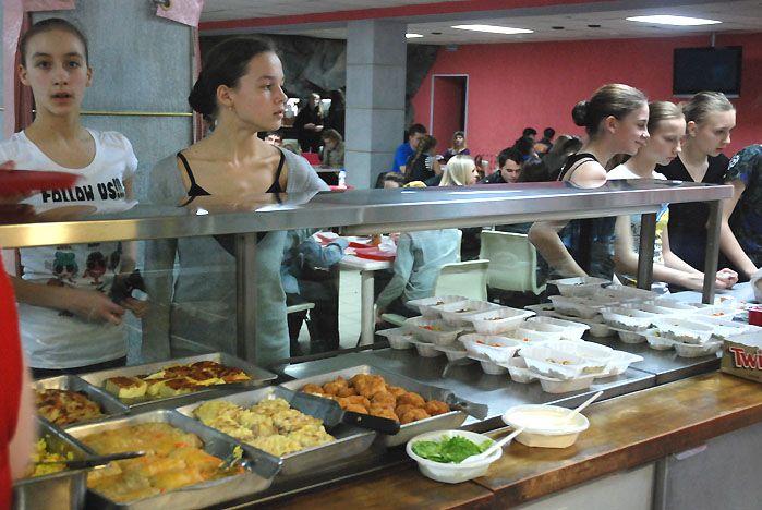 День здорового питания прошел во ВГУЭС