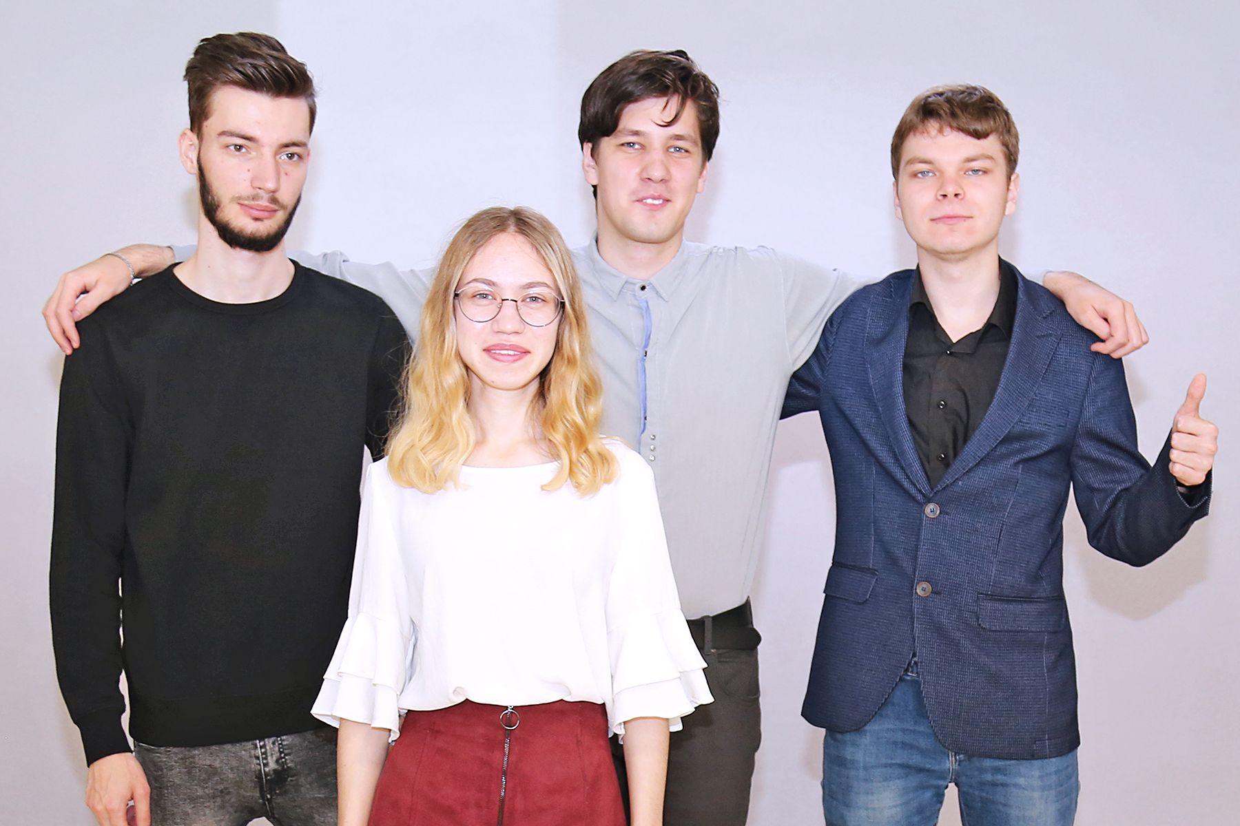 Четверо студентов ВГУЭС будут получать стипендию Президента Российской Федерации в новом учебном году