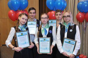 Ученики ШИОД получили свидетельства стипендиатов губернатора Приморского края