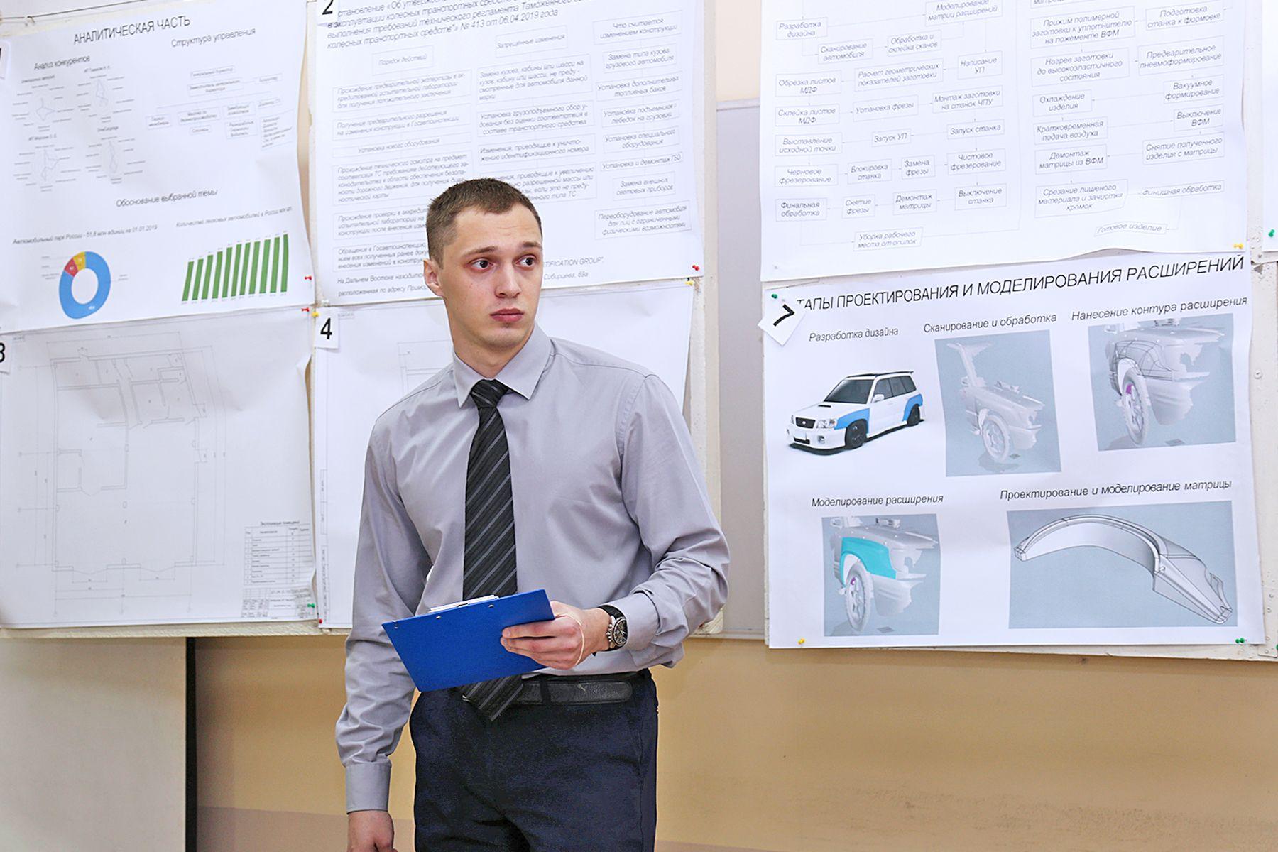 Выпускные квалификационные работы студентов ВГУЭС заняли три призовых места в международном конкурсе «Инновационный научный потенциал»
