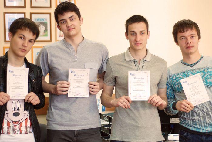 Студенты ВГУЭС стали призерами олимпиады по математике