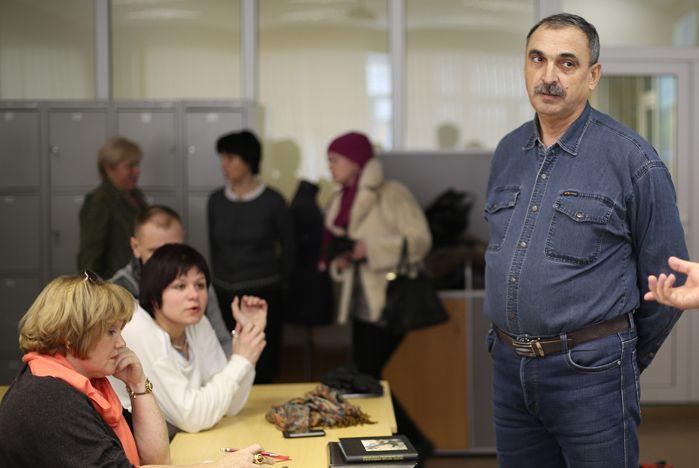 Фотографы ВГУЭС учатся репортажной съёмке у профессионалов