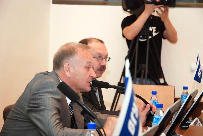 Пленарная сессия форума «Сервис и АТЭС: обеспечение качественного сервиса для качественной работы саммита»