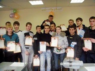 В КСД ВГУЭС успешно прошли конкурсы профессионального мастерства