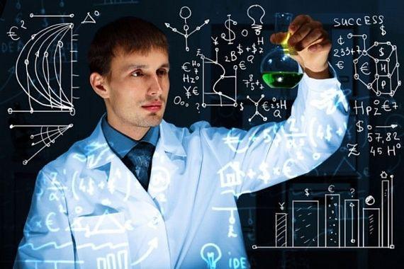 Защита научных работ финалистов конкурса