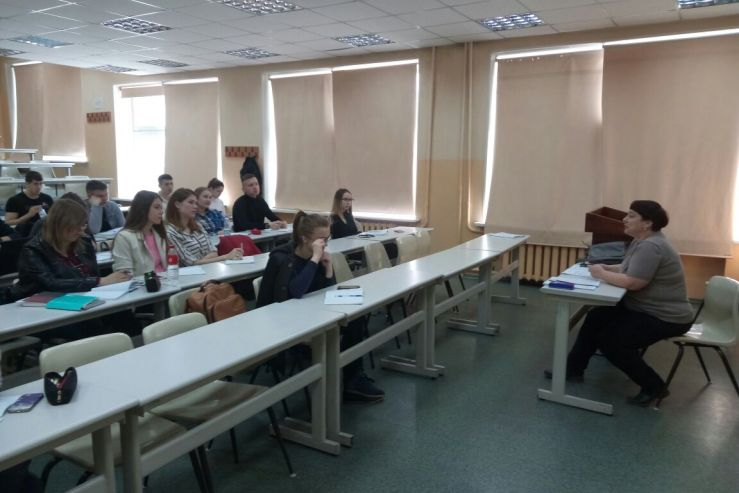12 апреля 2017 года состоялась встреча студентов направления «Юриспруденция» с директором Приморского филиала НАУФОР