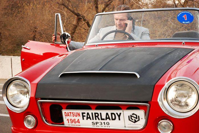 В честь Дня автомобилиста ВГУЭС подарил горожанам яркое автошоу