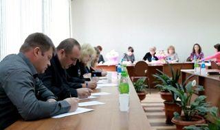 Комплексный госэкзамен по специальности «Государственное и муниципальное управление» на факультете заочного обучения.