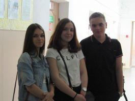 Студенты кафедр СТ и ТГРБ ВГУЭС поздравили детей Екатериновского дома-интерната с Днем защиты детей