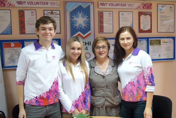 Волонтеры ВГУЭС отправятся на тестовые соревнования в Сочи