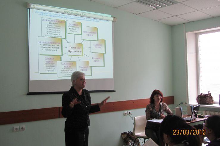 Встречи с профессионалами – важная часть обучения иностранных студентов