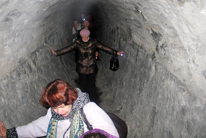 Коллектив ВГУЭС посетил Владивостокскую крепость
