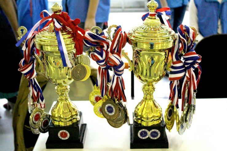 «Мы хотим всем рекордам наши звонкие дать имена» – во ВГУЭС прошли турниры по массовым видам спорта