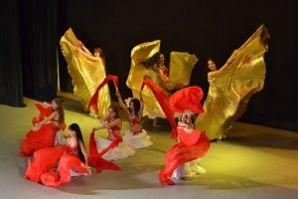 Всеросийский фестиваль арабских танцев
